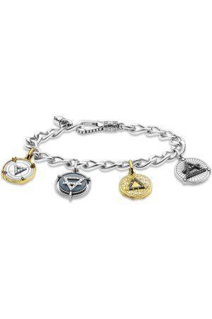Thomas Sabo Armband Elements of Nature guld-silver