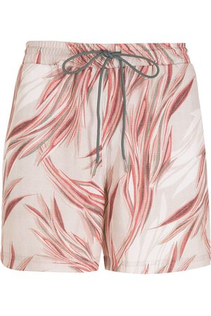 Lygia & Nanny Man Bermudashorts - Gil mönstrad shorts