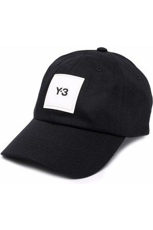 Y-3 Man Kepsar - Logo-patch cap