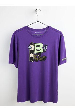 Burton Man Kortärmade - Men's Brokenline Short Sleeve T-Shirt