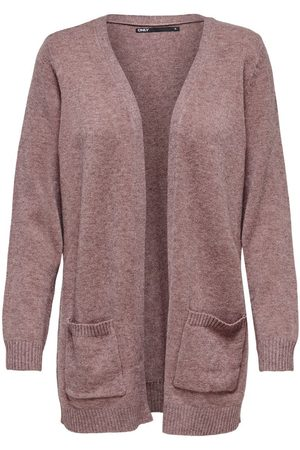 ONLY Open Knitted Cardigan Kvinna
