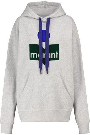 Isabel Marant Mansel cotton-blend jersey hoodie