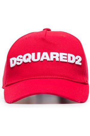 Dsquared2 Man Kepsar - Embroidered-logo baseball cap