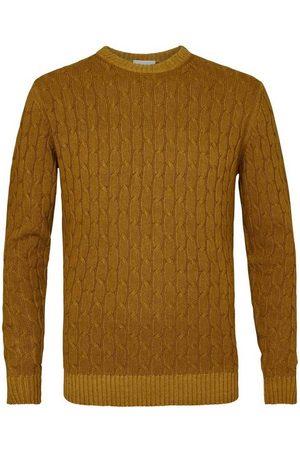 Profuomo Man Stickade tröjor - Sweater