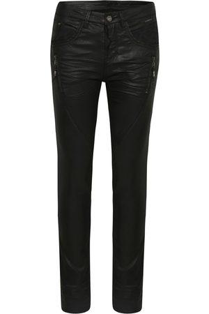 Cream Kvinna Skinny - Bibiana Coated Jeans