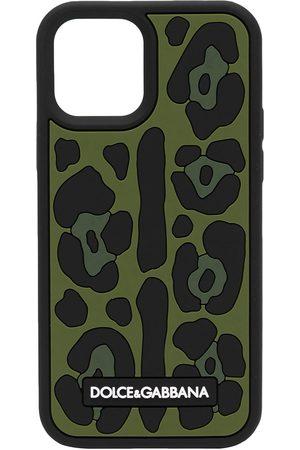 Dolce & Gabbana Man Mobilskal - Animal-print Iphone 12 Pro Max case