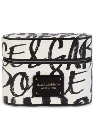 Dolce & Gabbana Man Mobilskal - AirPod-fodral med monogram