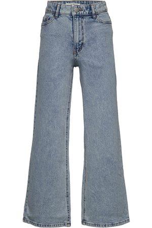 Lindex Trousers Denim Viola Blue Extr Jeans