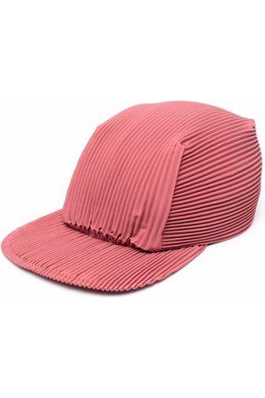 HOMME PLISSÉ ISSEY MIYAKE Man Kepsar - Pleated flat cap