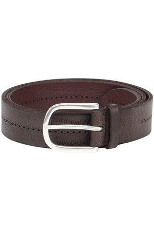 Orciani Man Bälten - Leather Belt