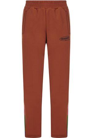 Palm Angels Joggingbyxor - High waist sweatpants