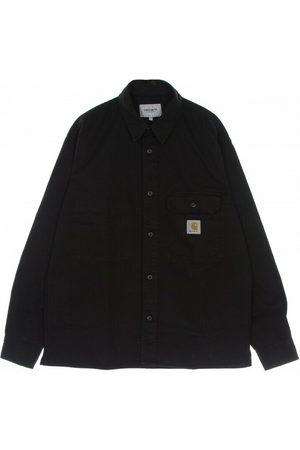 Carhartt Man Långärmade skjortor - Long-sleeved shirt/jacket reno