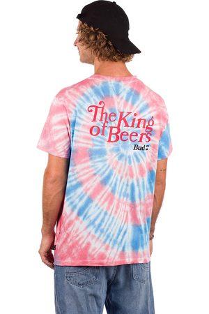 Billabong Bud King Of Beers T-Shirt white