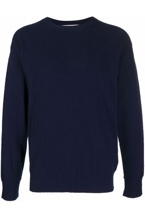 Z Zegna Crewneck knitted sweater
