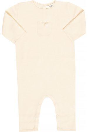 BONPOINT Barn Playsuits - Cashmere romper suit