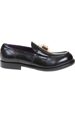 Dolce & Gabbana Loafers in vintage leather