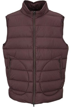 HERNO Man Dunjackor - Sleeveless down jacket