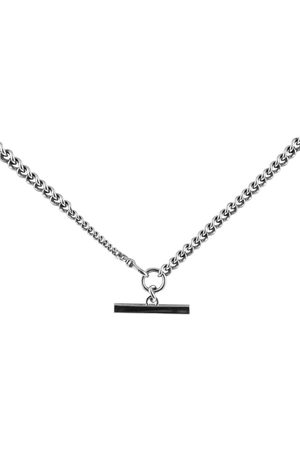Paul Smith PS By T Bar Necklace
