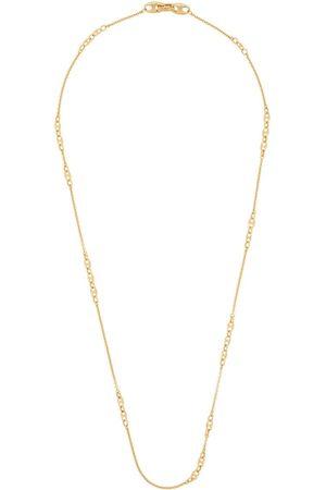 TOM WOOD Man Halsband - Guldpläterat halsband i sterling silver