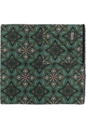 Kiton Man Sjalar - Sjal med heltäckande tryck