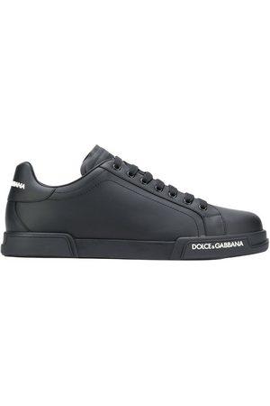 Dolce & Gabbana Man Sneakers - Portofino Nappa Sneakers