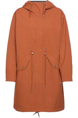 Lindex Kvinna Regnjackor - Coat Polly Rain Parka Outerwear Rainwear Rain Coats