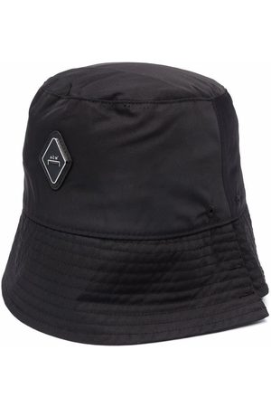A-cold-wall* Man Hattar - Logo patch bucket hat