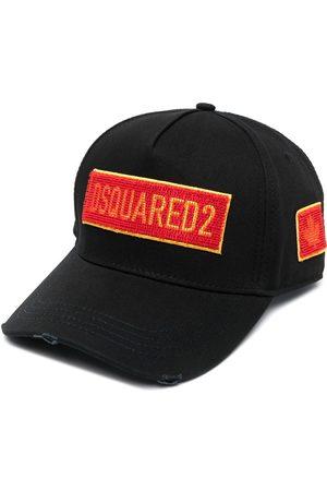 Dsquared2 Keps med broderad logotyp