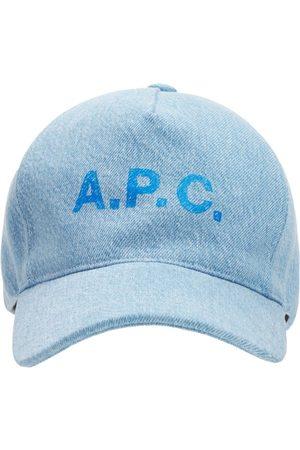A.P.C. Casquette Cotton Baseball Hat