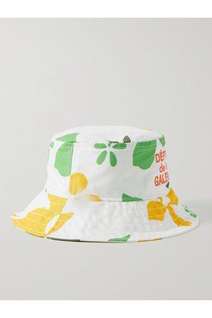 GALLERY DEPT. Man Hattar - Rodman Riley Printed Cotton-Twill Bucket Hat