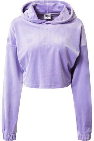 Urban classics Kvinna Hoodies - Sweatshirt