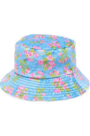 Natasha Zinko Floral bucket hat