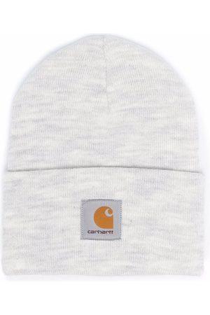 Carhartt WIP Man Mössor - Logo-patch knitted beanie