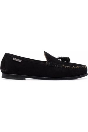 Tom Ford Berwick suede loafers