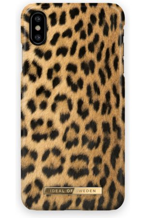 Ideal of sweden Fashion Case iPhone Xs Max Wild Leopard