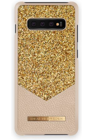 Ideal of sweden Fashion Case Glimmer Galaxy S10+ Topaz