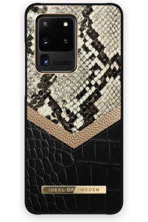 Ideal of sweden Atelier Case GALAXY S20 Ultra Midnight Python