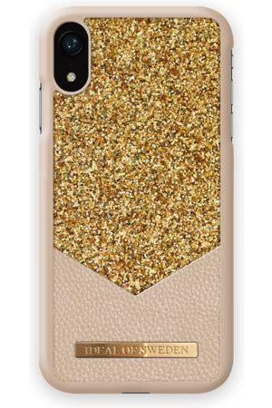 Ideal of sweden Fashion Case Glimmer iPhone XR Topaz