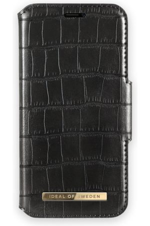 Ideal of sweden Capri Wallet iPhone XR Black