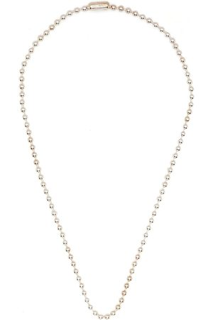 Takahiromiyashita The Soloist Halsband - Ball-chain clasp-fastening necklace