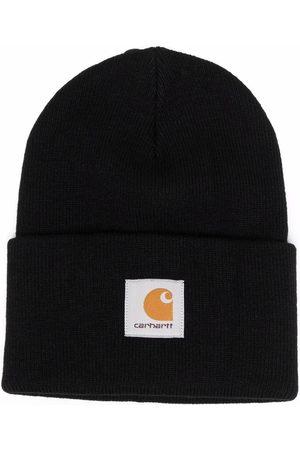 Carhartt Man Mössor - Logo patch beanie