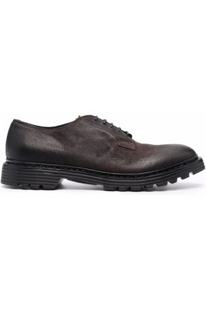 Premiata Man Loafers - Leather lace-up shoes