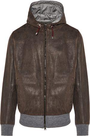 BARBA Leather Jacket