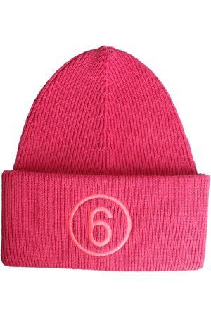 MM6 MAISON MARGIELA HAT With Logo 6
