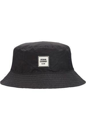 Opening Ceremony Logo Nylon Bucket Hat