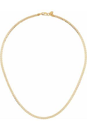 Maria Black Halsband - Guldpläterat halsband i sterlingsilver