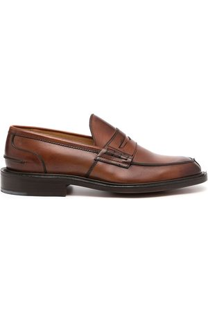 TRICKERS James Penny leather loafers