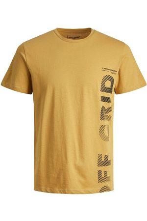 jack & jones Bomullsjerseysydd T-shirt Man