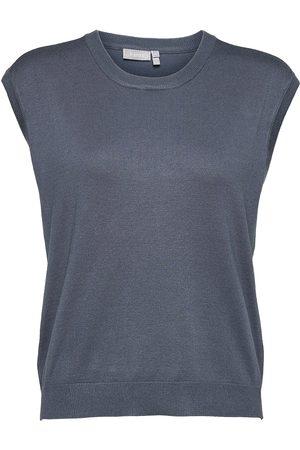 FRANSA Zubasic 134 Slipover Vests Knitted Vests