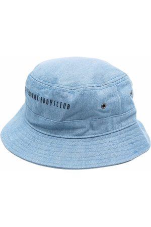 Billionaire Boys Club Man Hattar - Logo-embroidered denim bucket hat